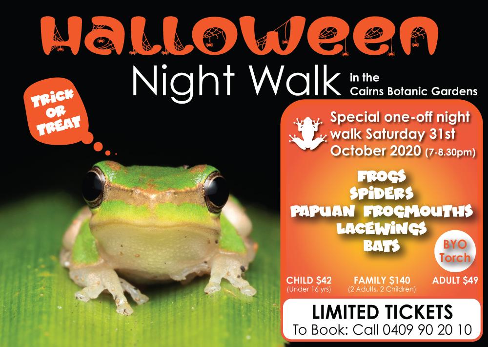 A pop up halloween promotional modal