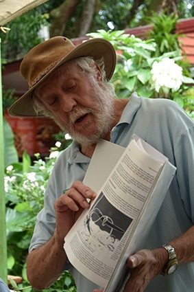 Barry Muir Cairns Mycologist